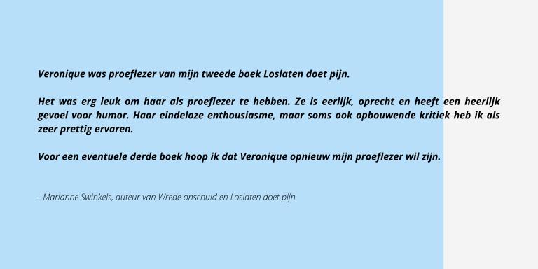 Proeflezer website